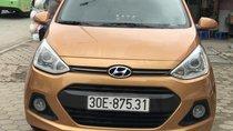 Bán xe Hyundai Grand i10 1.2 AT 2016, màu cam