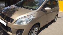 Cần bán Suzuki Ertiga 2016, số tự động, màu vàng cát