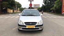 Cần bán Hyundai Getz 1.1 MT năm sản xuất 2009, màu bạc, nhập khẩu, xe tuyển không lỗi