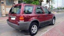 Bán xe Ford Escape mode 2002, giá chỉ 180tr, màu đỏ, nhập khẩu nguyên chiếc, 0931920739