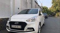 Bán xe Hyundai Grand i10 đời 2018, màu trắng như mới