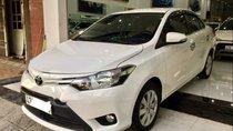 Bán Toyota Vios E năm sản xuất 2017, màu trắng như mới