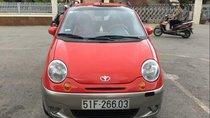 Bán Daewoo Matiz năm sản xuất 2004, màu đỏ, xe nhập
