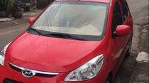 Bán xe Hyundai Grand i10 sản xuất 2010, màu đỏ, xe nhập, chính chủ