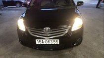Cần bán lại xe Toyota Vios 2012, màu đen