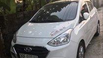 Bán Hyundai Grand i10 sản xuất 2018, màu trắng, 420tr