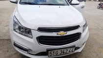 Bán xe Chevrolet Cruze đời 2017, màu trắng, số sàn BKS 51G-342.44
