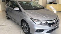 Honda City 2019 - khuyến mãi cực tốt tháng 5, xe giao ngay full màu