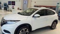 Bán Honda HRV 2019 mới 100%, nhập Thái, trả góp 80%, giao liền