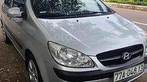 Cần bán xe Hyundai Getz năm 2009, màu bạc, nhập khẩu