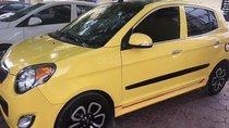 Bán ô tô Kia Morning SLX 1.0 AT năm sản xuất 2010, màu vàng, nhập khẩu nguyên chiếc, giá 265tr
