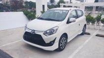 **Toyota Wigo 1.2G AT nhập 2019** giảm tiền mặt, KM phụ kiện, lãi suất thấp, đủ màu, giao luôn. LH ngay Zalo 0919970001