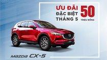 Bán xe Mazda CX 5 sản xuất 2019, màu đỏ tại Mazda Phạm Văn Đồng