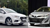 Top 5 thương hiệu ô tô bán chạy nhất tháng 4 năm 2019