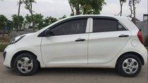 Chính chủ bán Kia Morning Van nhập số tự động Sx 2013, Đk lần đầu 2017 màu trắng, bản đủ
