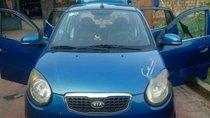 Bán Kia Morning năm sản xuất 2011, màu xanh lam, giá tốt