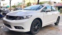 Cần bán gấp Honda Civic năm sản xuất 2014, màu trắng, nhập khẩu giá cạnh tranh