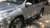 Bán ô tô Toyota Fortuner năm sản xuất 2017, màu bạc, nhập khẩu nguyên chiếc, máy dầu