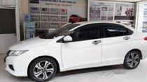 Bán Honda City 1.5 AT sản xuất năm 2017, màu trắng chính chủ, giá chỉ 525 triệu
