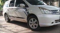 Bán ô tô Nissan Livina năm sản xuất 2012, màu trắng, nhập khẩu, có thương lượng tiếp người thiện chí