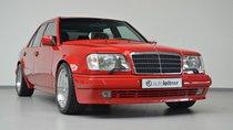 Soi Mercedes E60 AMG 500E 1995 cực hiếm có giá 396 triệu đồng