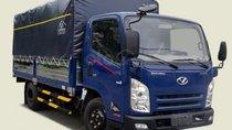 Xe tải Đô Thành IZ65 2,2 tấn thùng bạt dài 4m3 hỗ trợ vay 80%