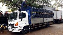 Bán xe tải Hino 2019 6.6 tấn thùng mui bạt 6.61m
