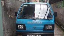 Bán Suzuki Super Carry Van năm sản xuất 2004, màu xanh lam, tên tư nhân