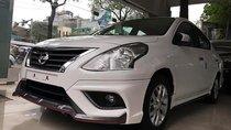 Bán Nissan Sunny XV Premium sản xuất 2019, số tự động, máy xăng, màu bạc