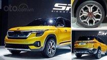 Kia SP2i công bố ảnh thiết kế chính thức