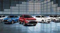 Xe Mitsubishi SUV/crossover và Van sẽ đổ bộ hàng loạt ASEAN