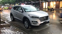 Hyundai Tucson phiên bản mới bất ngờ xuất hiện tại Hà Nội