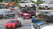 Từ đầu 2019, những mẫu xe nào dính 'phốt' triệu hồi tại Việt Nam?