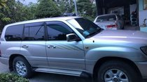 Bán Toyota Land Cruiser 2003, màu bạc, nhập khẩu, số sàn