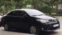Chính chủ bán xe Toyota Vios 1.5E sản xuất năm 2017, màu đen