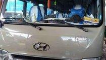 Bán xe Hyundai County Tracomeco đời 2009, hàng 3 cục, màu nâu vàng