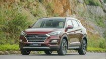 Bán ô tô Hyundai Tucson đời 2019, màu đỏ, giá chỉ 799 triệu