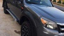 Cần bán lại xe Ford Ranger đời 2012, màu xám xe gia đình, giá tốt