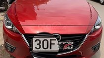 Cần bán xe Mazda 3 2016, màu đỏ xe gia đình