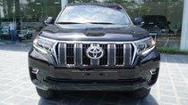 Cần bán gấp Toyota Land Cruiser đời 2018, màu đen, nhập khẩu nguyên chiếc