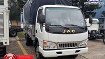 Xe tải JAC 2T4 thùng dài 4m3 động cơ Isuzu Nhật Bản