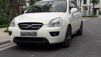 Cần bán lại xe Kia Carens 1.6 2010, màu trắng