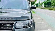 Cần bán gấp LandRover SV Autibiograpy 5.0 LWB sản xuất 2016, màu xám, xe nhập