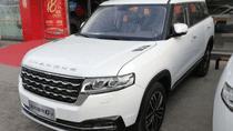 BAIC Changhe Q7 - Range Rover phiên bản Trung Quốc chảy dầu, rỉ sét sau 1 tháng vận hành