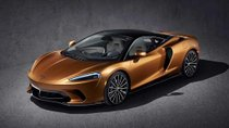 McLaren GT 2020 đã hiện nguyên hình, giá khởi điểm từ 210.000 USD