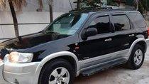 Bán xe Ford Escape sản xuất năm 2004, màu đen, nhập khẩu nguyên chiếc