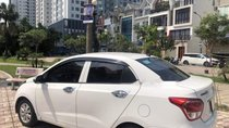 Cần bán gấp Hyundai Grand i10 năm 2016, màu trắng xe gia đình