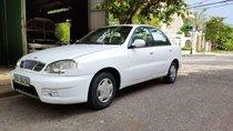 Bán Daewoo Lanos năm sản xuất 2001, màu trắng, số sàn