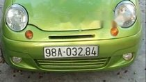 Cần bán xe Daewoo Matiz sản xuất năm 2007, màu xanh lục, giá tốt