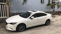 Bán Mazda 6 2.0 premium đời 2017, màu trắng, 755 triệu